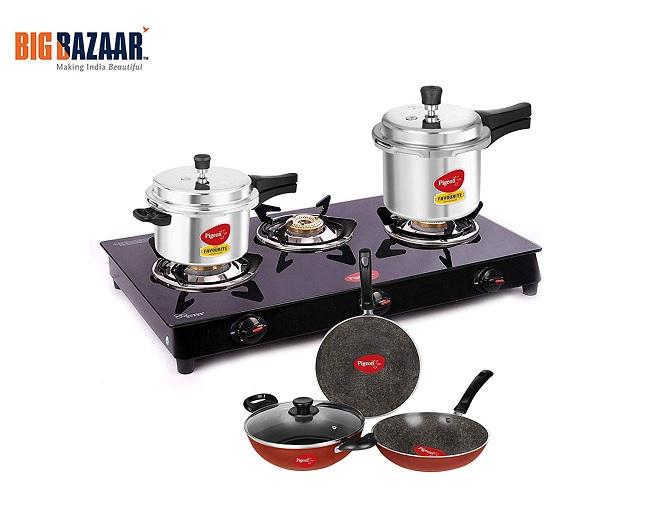 Big Bazaar Kitchen Set